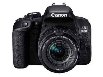 佳能 800D(18-55mm IS STM镜头)套机